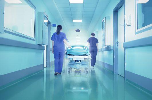 pachet deces spital